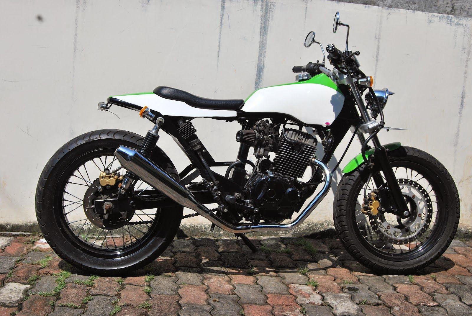 Honda Tiger 2000 Modifikasi Jap Style Forever Bikes Pinterest