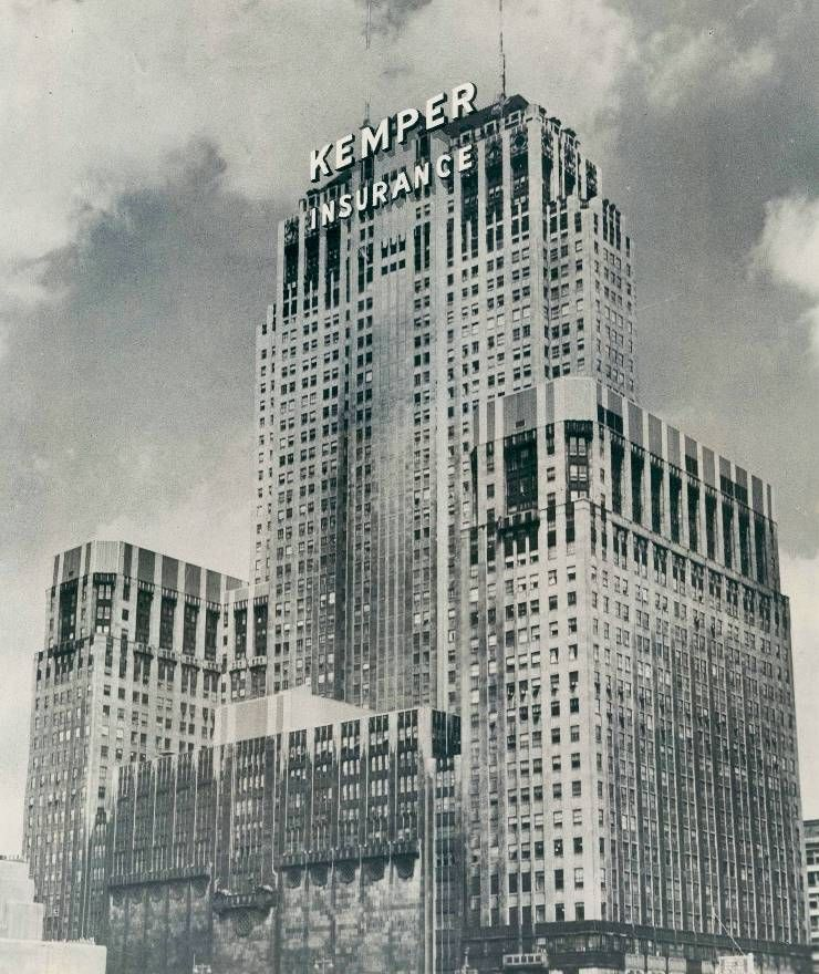 Sto 11 To 12 Chicago Civic Opera Building 1929 By Graham