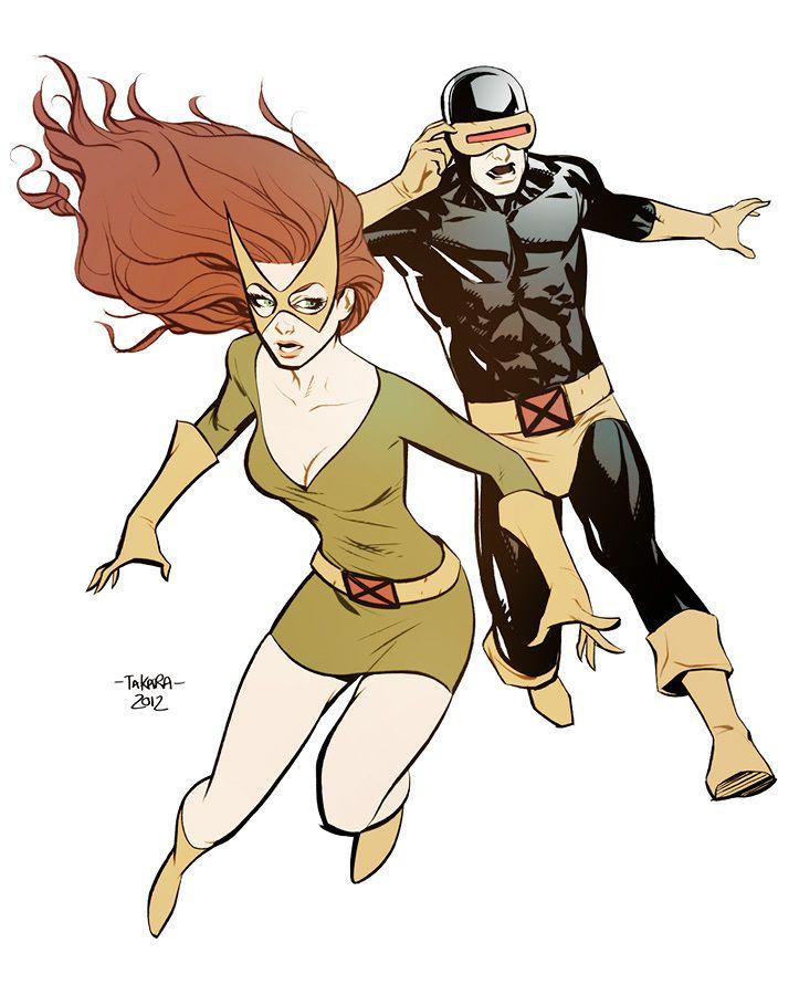 486137a07945b2ab Marciotakara 04 Jpg 723 900 Marvel Jean Grey X Men Marvel Girls