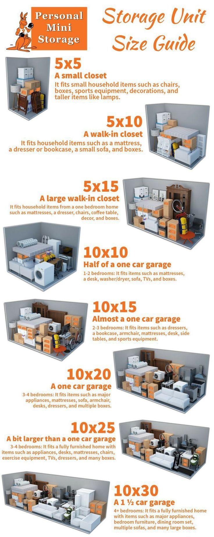 Pin By Jagan Kakvipure On Moving Buying Selling Home Storage Unit Organization Self Storage Units Storage Unit Sizes