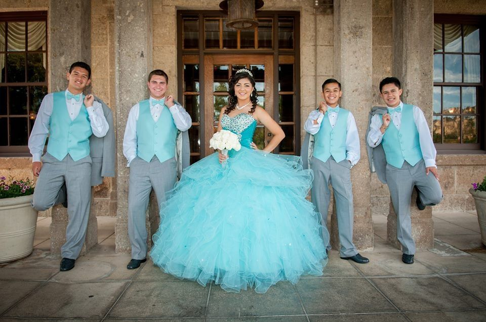 Quinceanera Chambelanes Outfits Quinceañera with ...