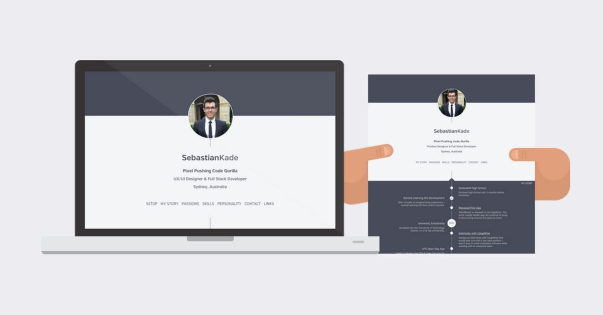 Resumes Pack a Personal Punch With Sumry VIDEO Resume writing - resume services online