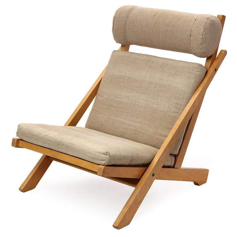 Lounge Chair by Hans J. Wegner   Painted dining chairs ...