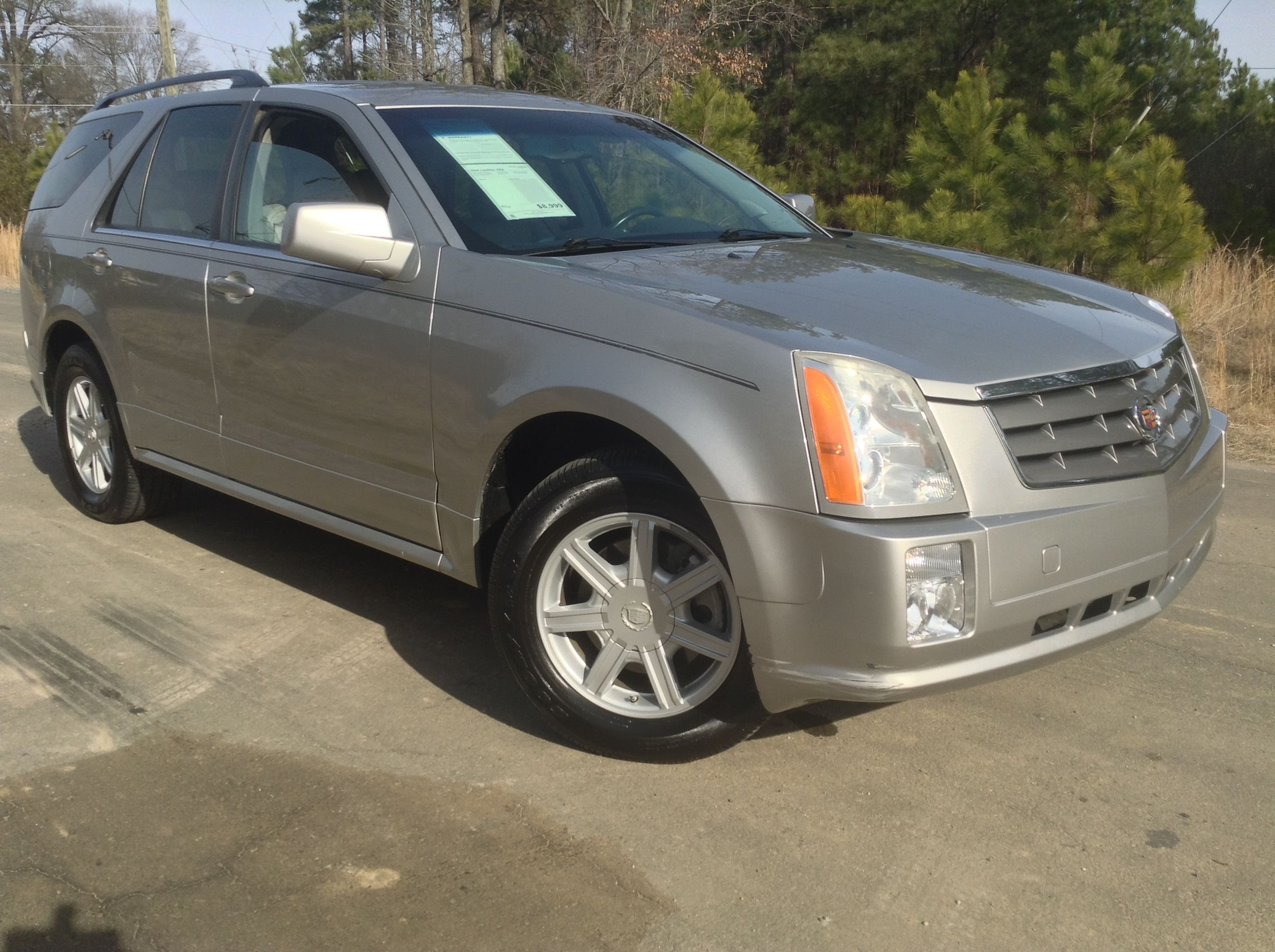 Used 2004 CADILLAC SRX For Sale | Durham NC | 2004 CADILLAC SRX For