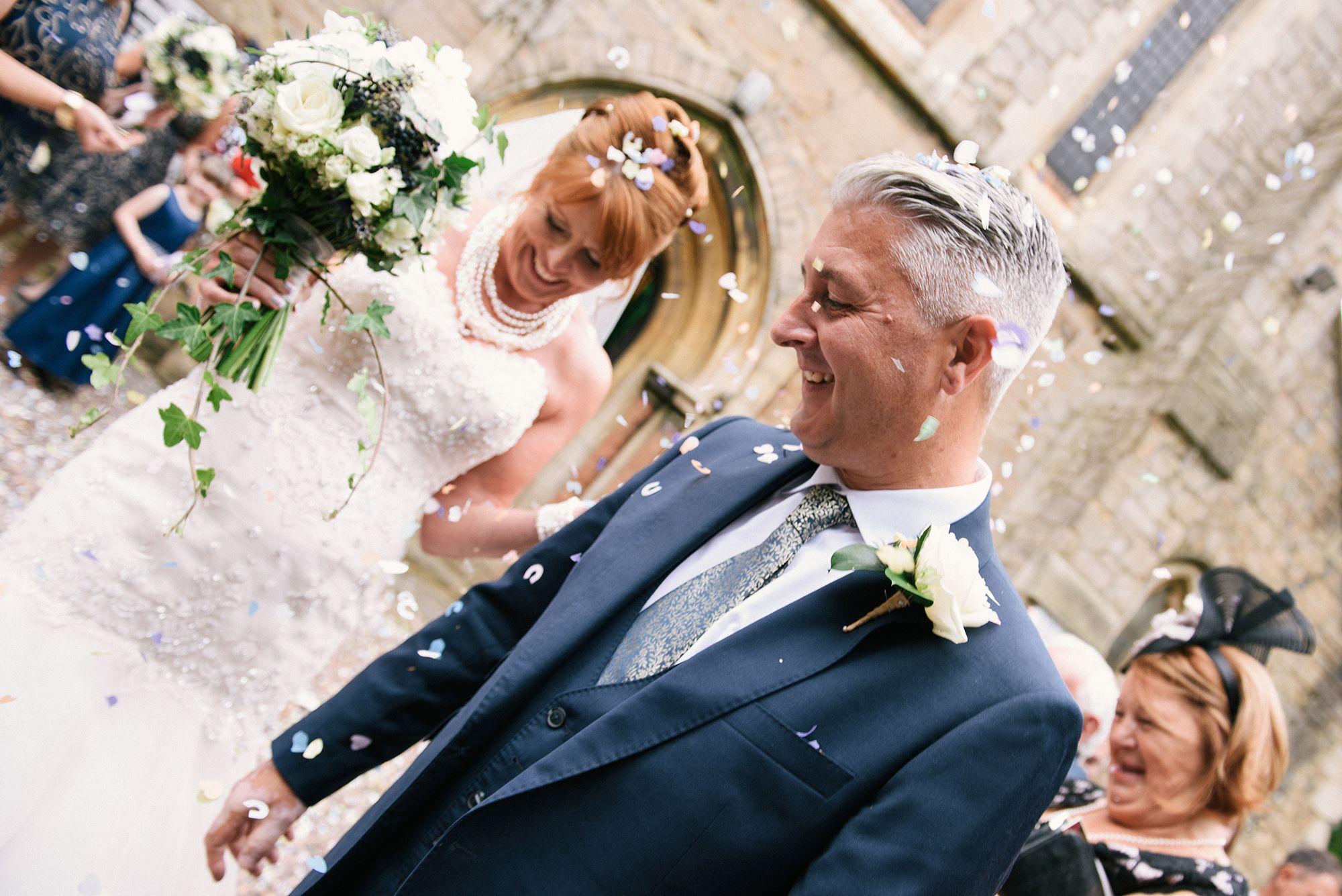 Nottingham Wedding by Coales Capture Confetti Nottingham