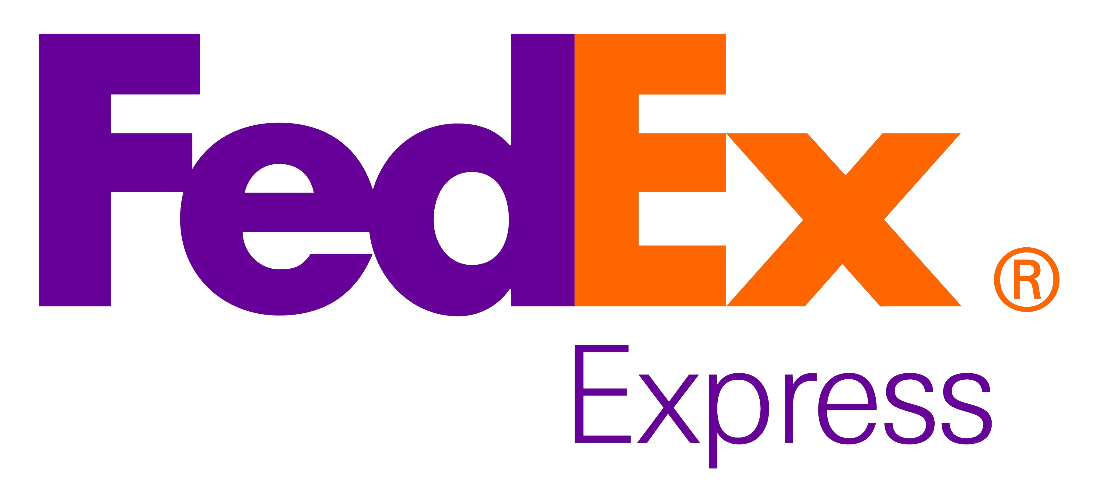 FedEx Express Logo PNG Image Clever logo, Famous logos