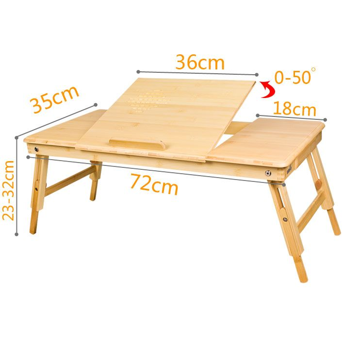 Sobuy Table De Lit Pliable Pour Pc Portable Notebook Ipad En Bambou Fbt04 Fr Pallets Reciclados Projetos De Carpintaria Faceis Ideias Para Madeira