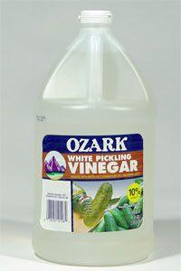 Purchase: Ozark White Distilled Vinegar - 10% (100 grain) - 1 gal. – Garden  Variety Organics