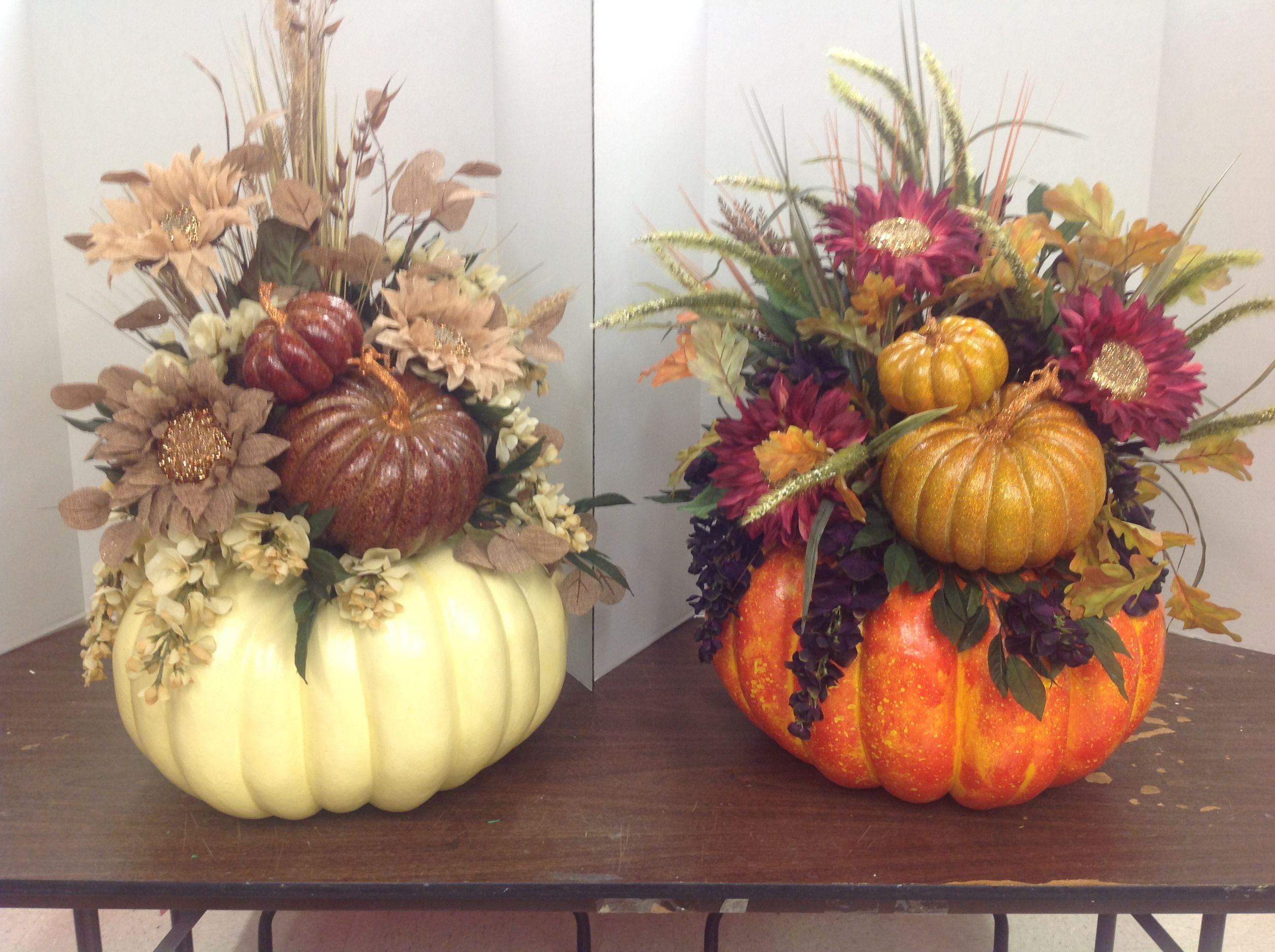 More Decorative pumpkins - bewri
