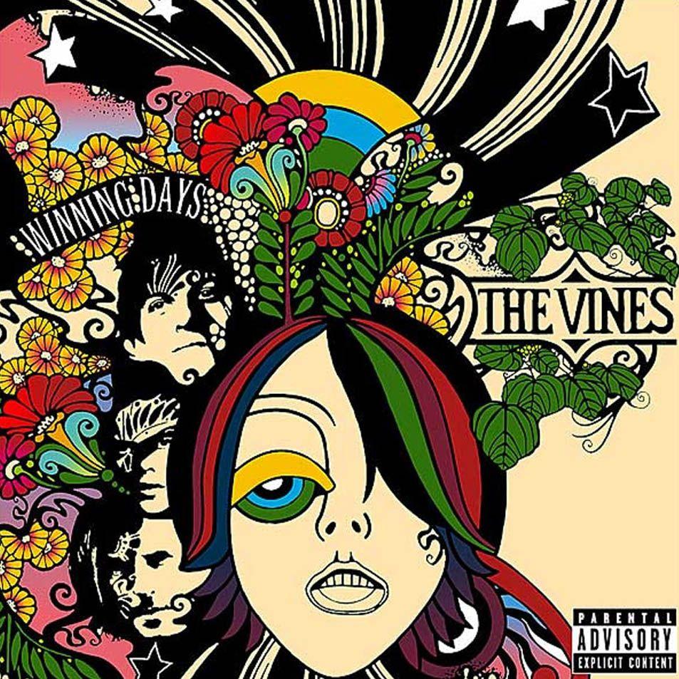 The Vines Alternative Rock Indie Rock Garage Rock Portada De Album Portadas Vinilos