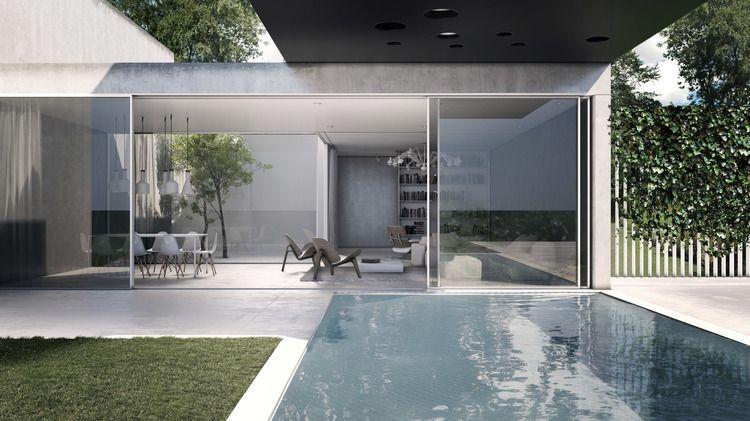 House M | MORFO visualisierungen