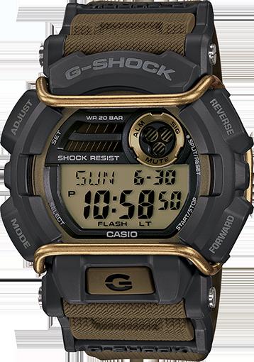 G-Shock Classic GD400-9 $110