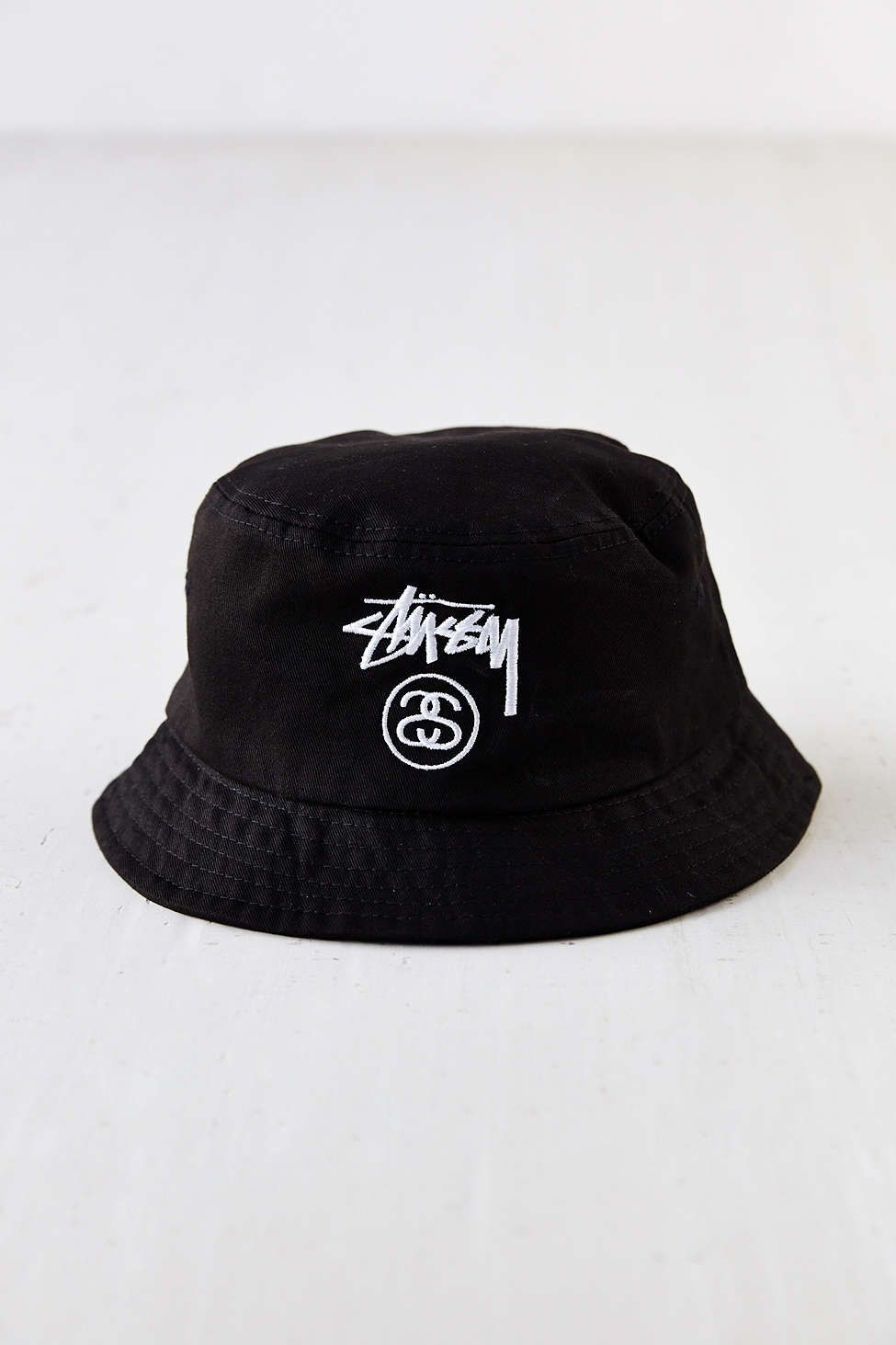 Stussy Stock Lock Bucket Hat  a82d4608e7e8
