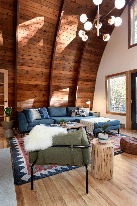 Photo of White Salmon Cabin – Copeland + Co. Interiors