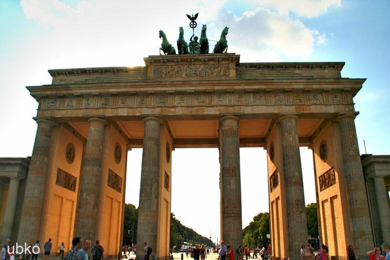 Germany Berlin Brandenburger Tor Brandenburger Tor Tor