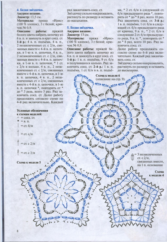 crochet snowflakes for christmas | Schneeflocken und Sterne häkeln ...