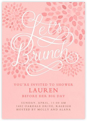 Bridal shower invitations paperless post invitation stationary bridal shower invitations paperless post filmwisefo Image collections