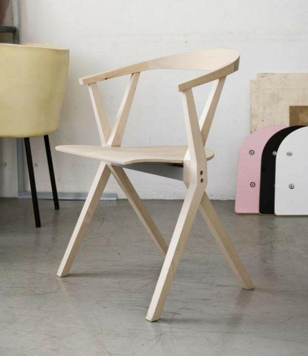 chaise pliante design