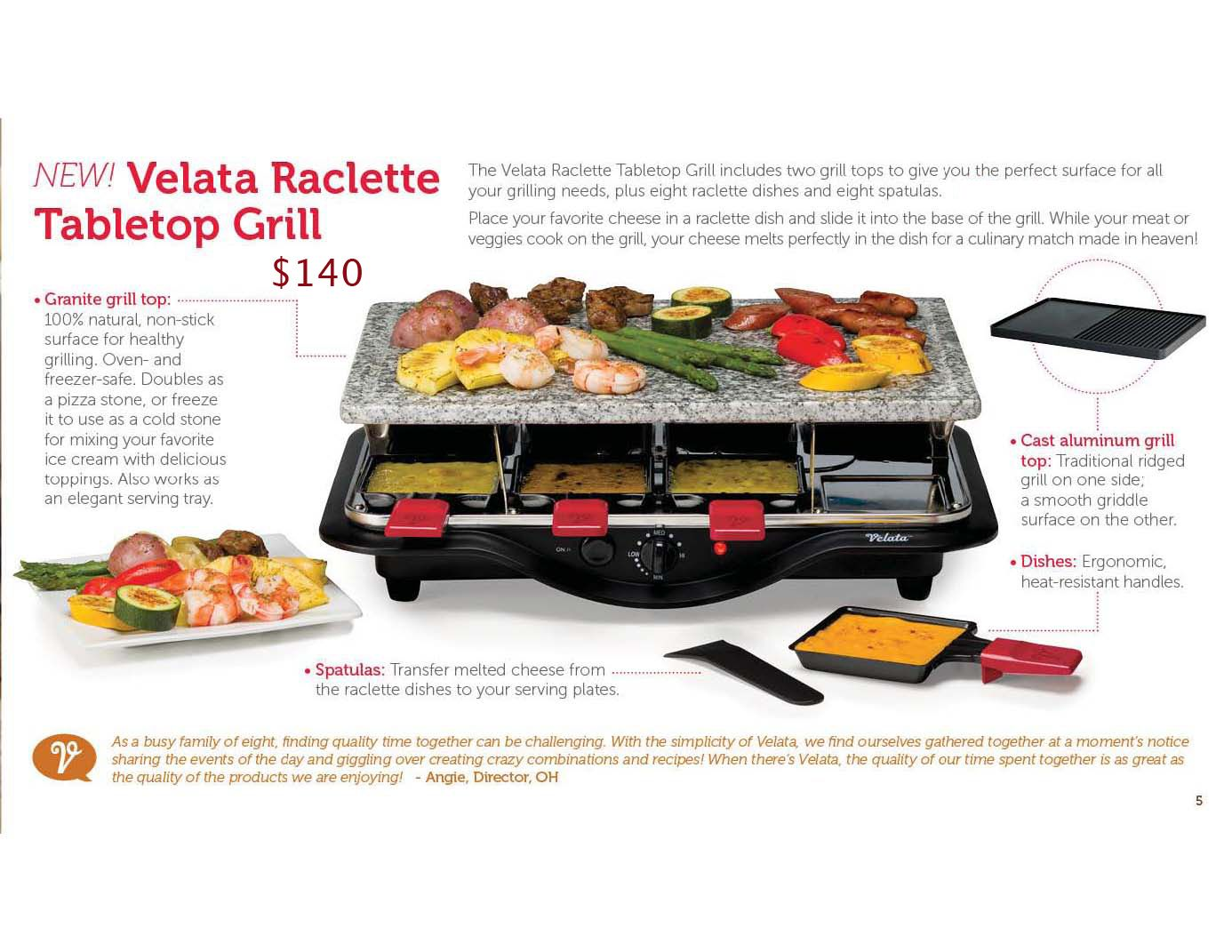 how to use your raclette