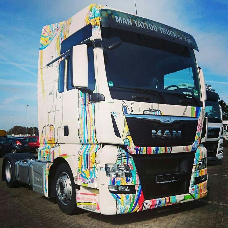 Pin by Milan on auta in 2020 Trucks, Cool trucks, Man