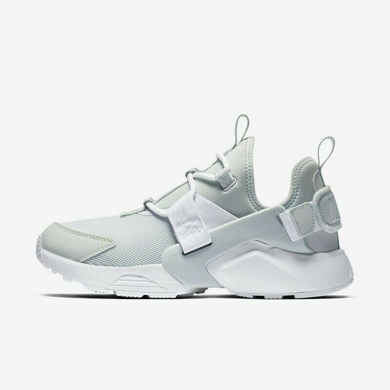 975f908747887 Nike Air Huarache City Low AH6804-005 Mint Grey White Women s Sportswear  Shoe  fashion  clothing  shoes  accessories  womensshoes  athleticshoes  (ebay link)