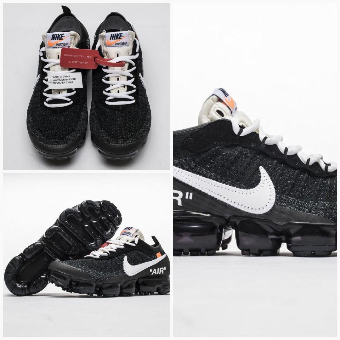 e7e3f26c5d41d OFF-WHITE x Nike Air VaporMax 2018 Running Shoes  versace  converse   watches  vans  dresses  armani  true  hermes  louder  nike