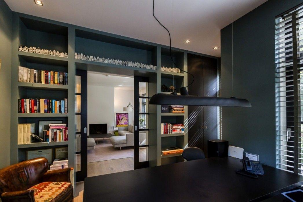 Kantoor Aan Huis : Villa met kantoor aan huis interieur garage office