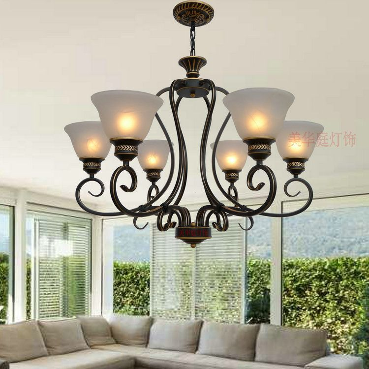 Multiple chandelier clearance sale light the bedroom living room multiple chandelier clearance sale light the bedroom living room iron lights lamps lighting lamp simple garden aloadofball Images