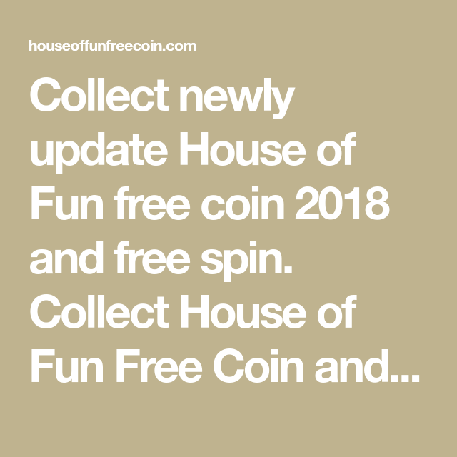 House Of Fun Update