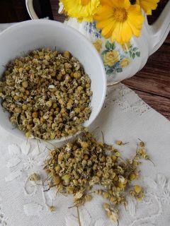 Organic German Chamomile Tea