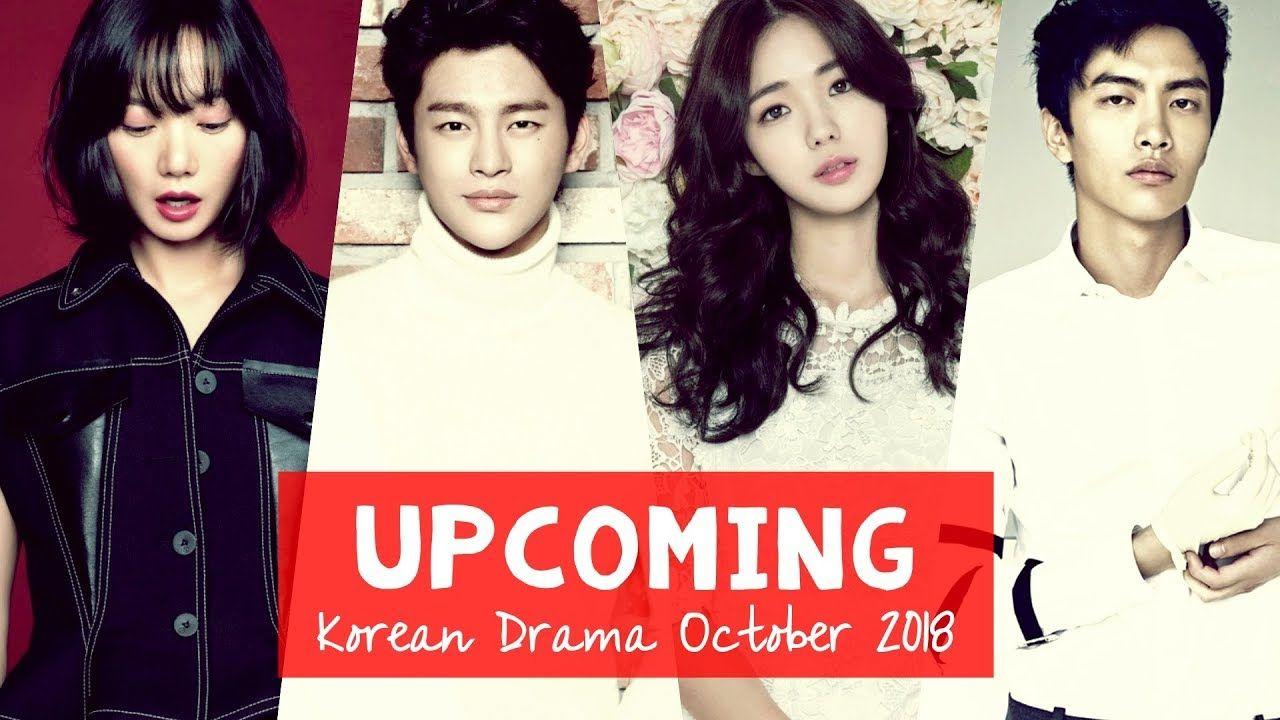 Latest Korean Drama 2018 October — TTCT