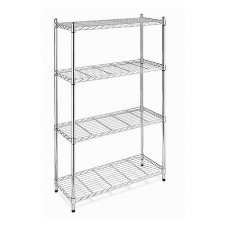 Home Improvement Whitmor Wire Storage Shelves Metal Shelving Units