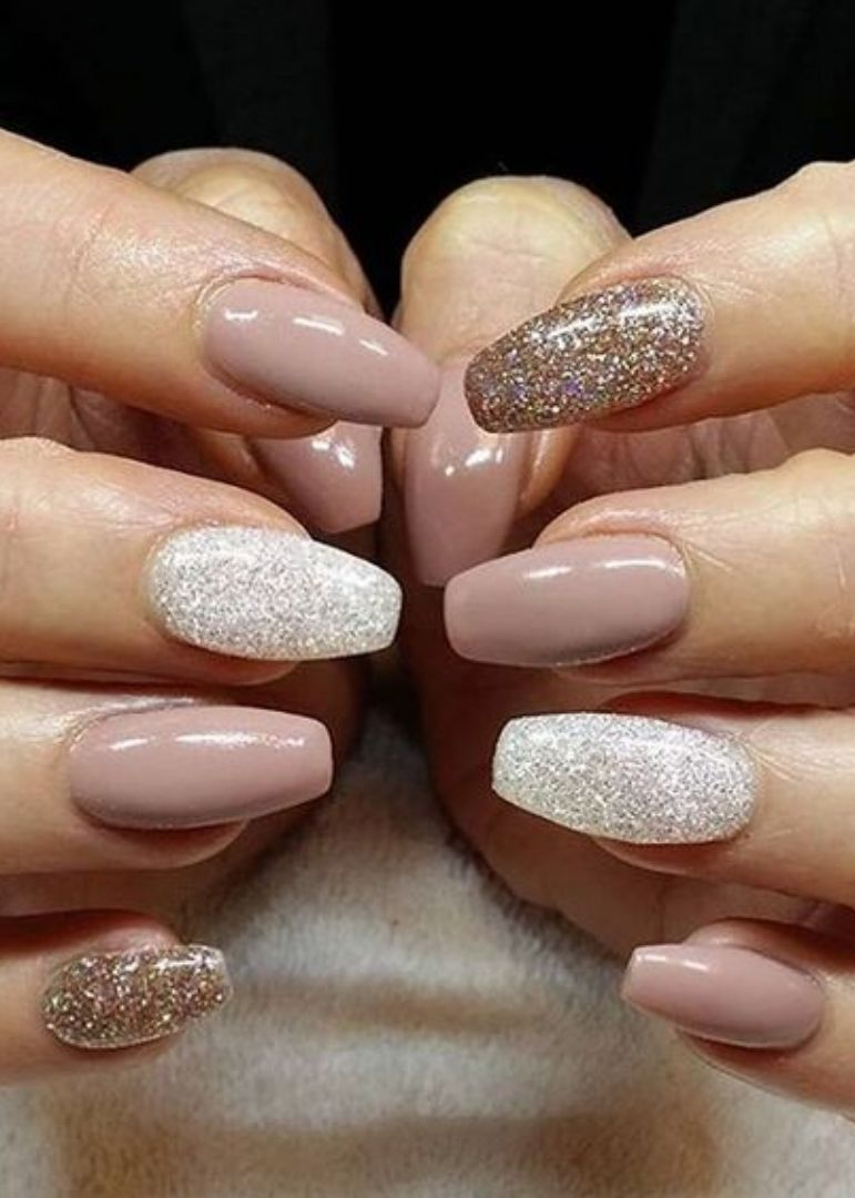 💅 101 Trending Nail Art Ideas | Beauty nails, Winter nail colors ...
