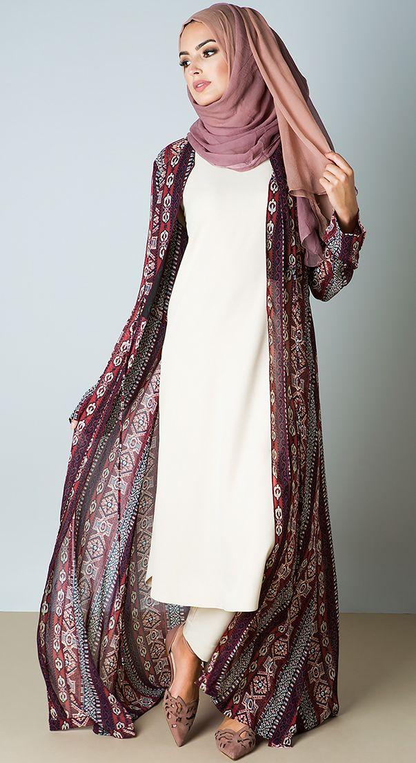eb85204366cc Kimonos. Kimonos Modest Outfits Muslim, Modest Fashion Hijab, Modest Wear  ...