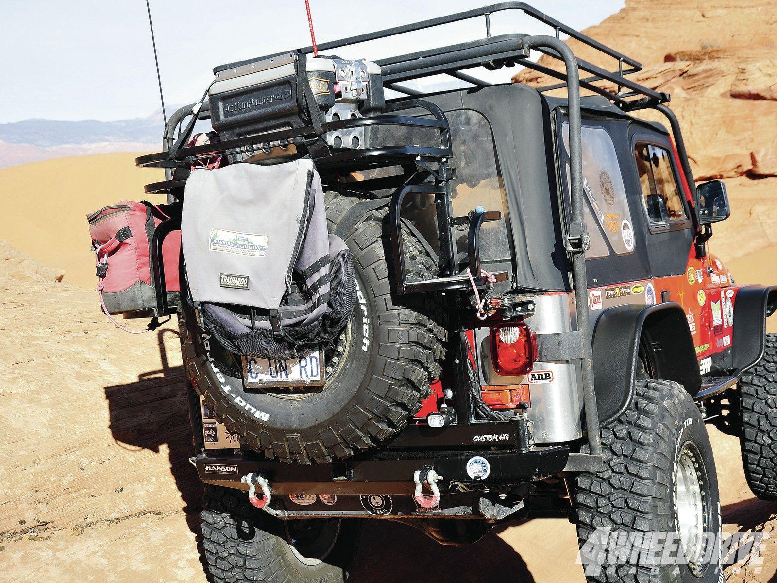 Boss Jeep Tj 1997 Jeep Wrangler Jeep Wrangler Accessories