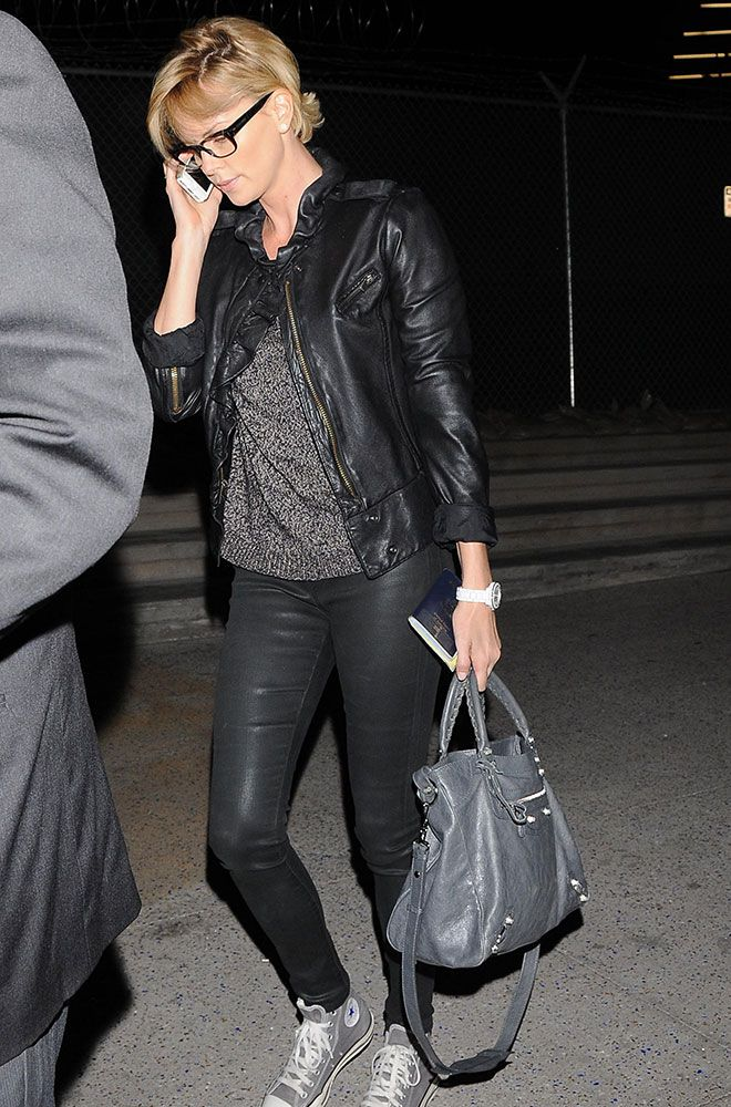 The Many Bags Of Charlize Theron Waysify