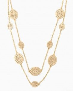 Filigree Theme Necklace