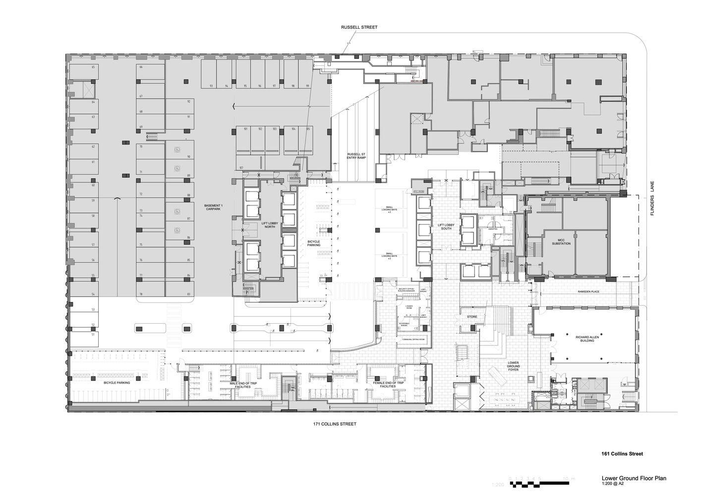 Gallery of 161 Collins Street Refurbishment / Bates Smart - 13
