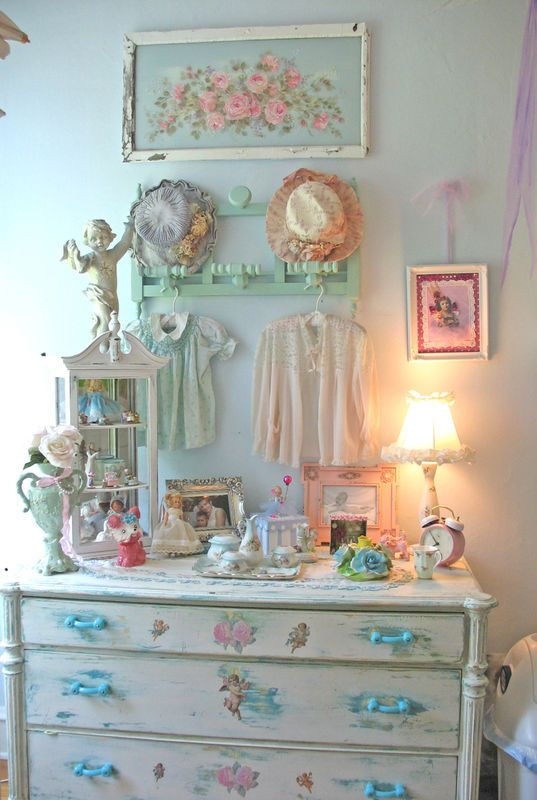 Chose Promise Shabby Romantic Shabby Chic Interieurs
