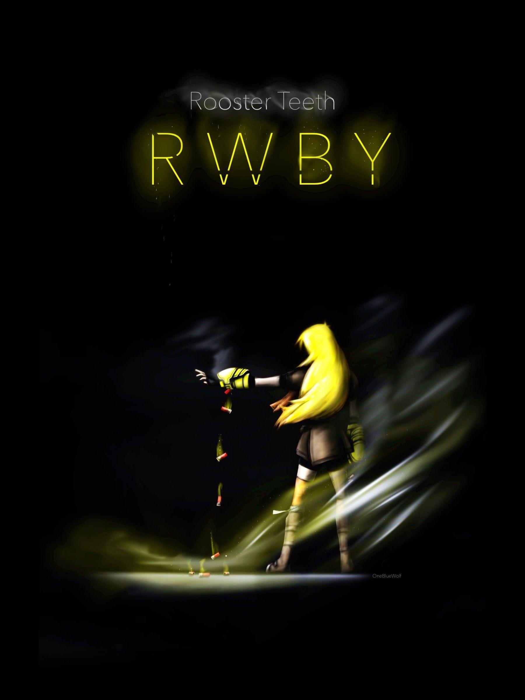 Yellow, RWBY by RTOneBlueWolf on DeviantArt