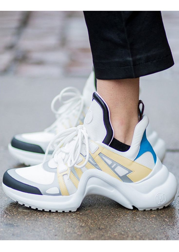 the best attitude 2019c 2e9a4 Trendalarm Ugly Dad Sneaker sind das Must-have im Frühling 2018 sneaker  shoes accessoires trend