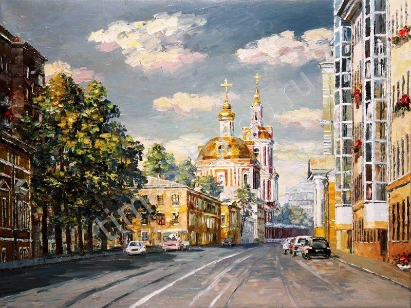Церковь Никиты Мученика в Старой Басманной слободе ...