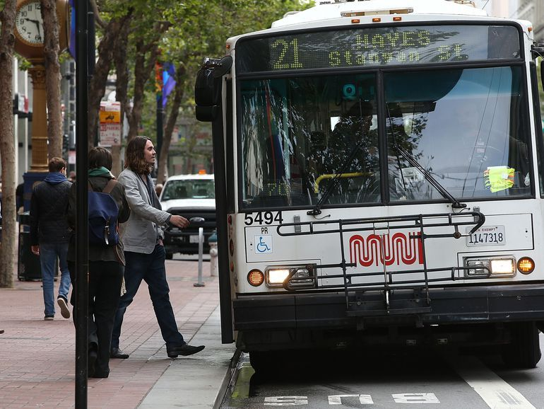 CNETNews: Hackers take SF Muni for a weekend joyride with a ransomware attack https://t.co/zvAZjAkizr https://t.co/TDskgIu1Pf