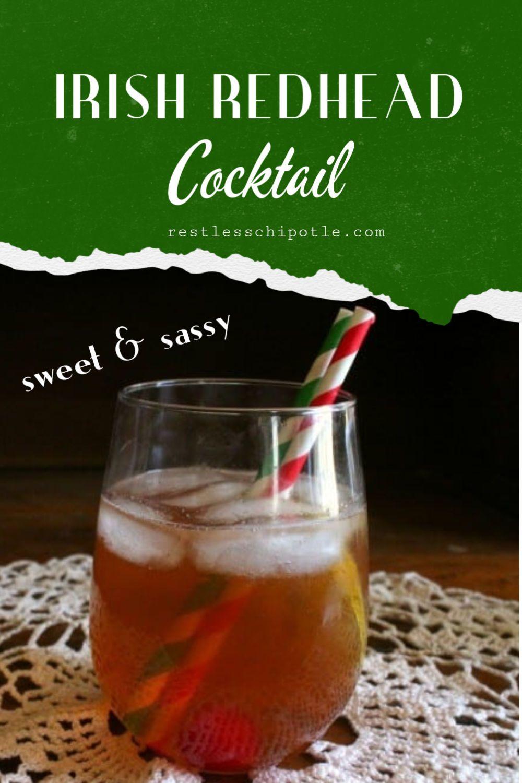 Photo of Irish Redhead Cocktail