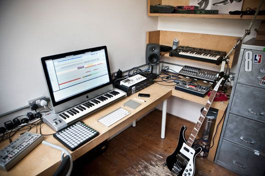 151 Home Recording Studio Setup Ideas Infamous Musician