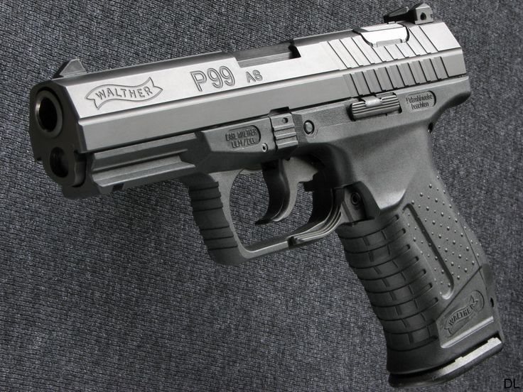 Any Walther P99 AS users for AIWB?