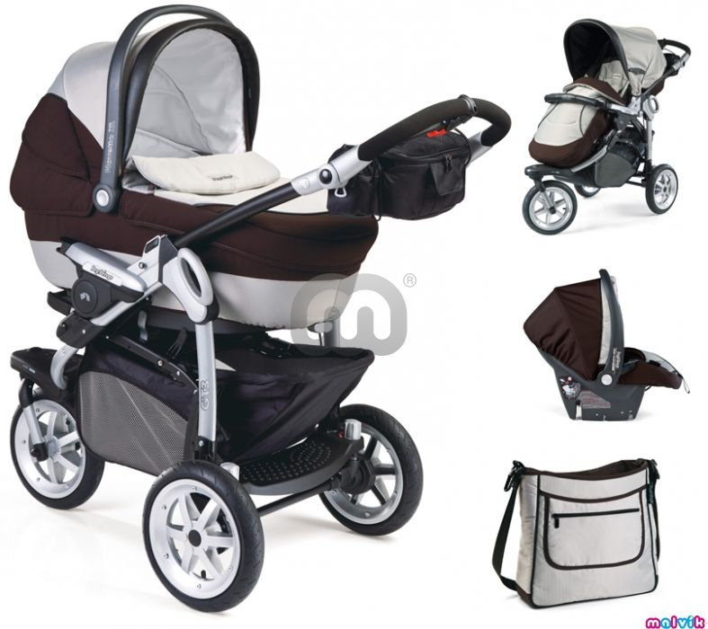 peg perego gt3 trojkombinace 2012 baby things. Black Bedroom Furniture Sets. Home Design Ideas