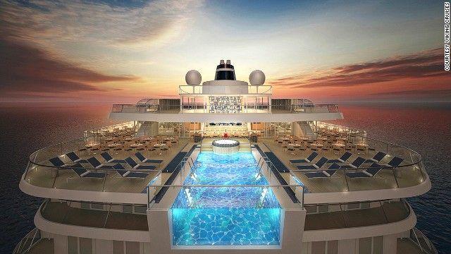 14 Amazing Cruises Setting Sail In 2015 Viking Cruises Rivers Cruise Ship Ocean Cruise