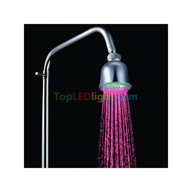 LED Light Bathroom Shower Head