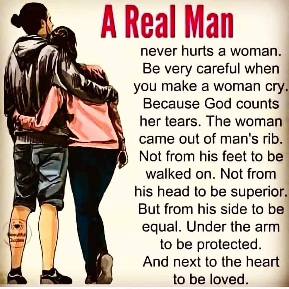 Quote About Being A Real Man love relationship quotes boyfriend